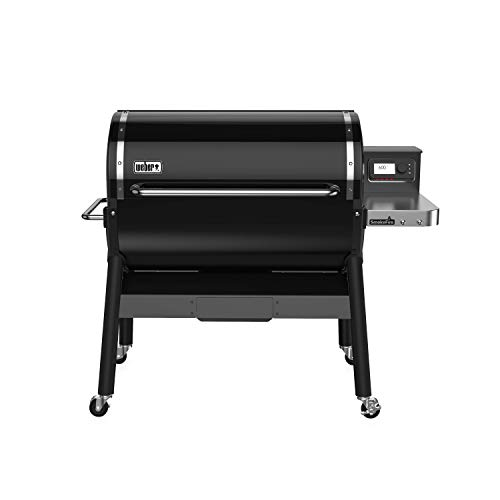 Weber 23510001 SmokeFire EX6 Wood Fired Pellet...