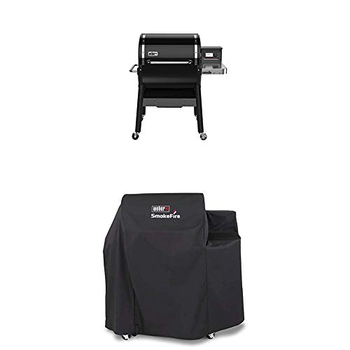 Weber 22510001 SmokeFire EX4 Wood Fired Pellet...
