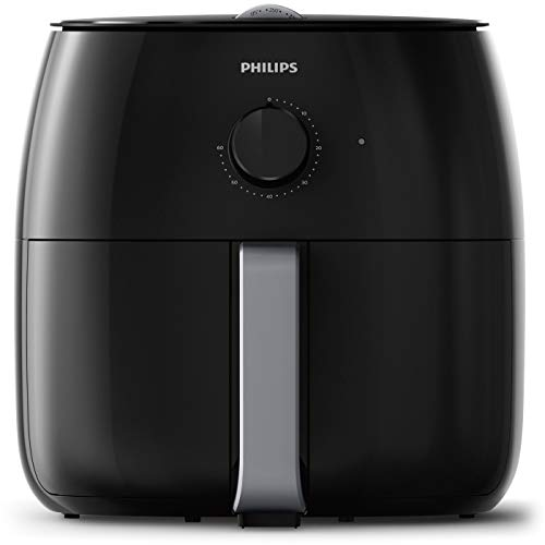 Philips Premium Airfryer XXL with Fat Removal...
