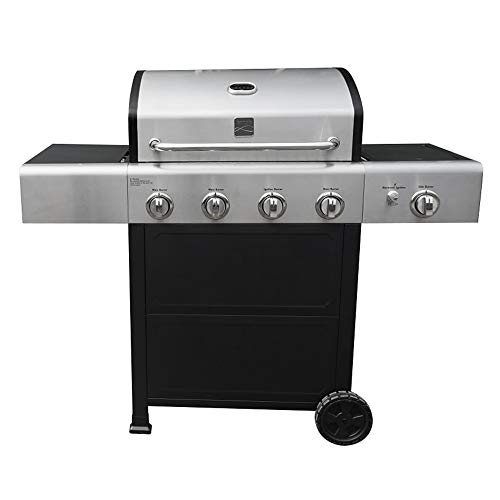 Kenmore PG-40406S0L-AM Outdoor Patio 4 Gas BBQ...