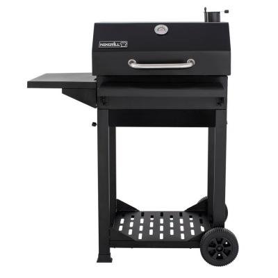 Nexgrill Cart-Style Charcoal Grill with Foldable...