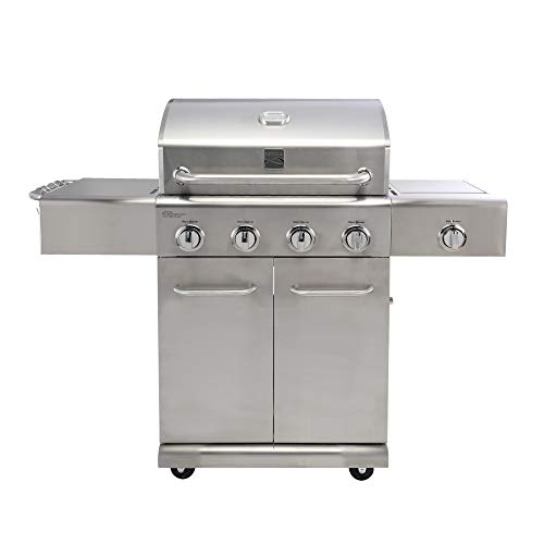 Kenmore PG-40405S0LA-AM Stainless Steel 4 Outdoor...