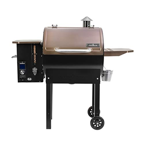 Camp Chef SmokePro DLX Pellet Grill w/New PID Gen...