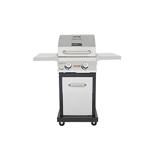Evolution 2-Burner Propane Gas Grill in Stainless...