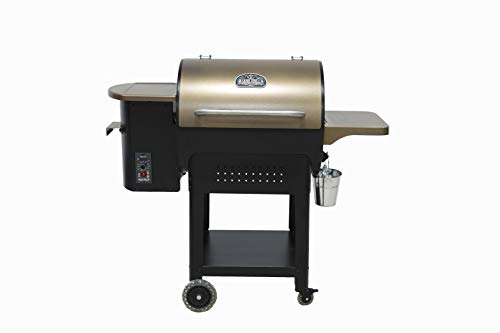 Ozark Grills - the Stag Wood Pellet Grill and...