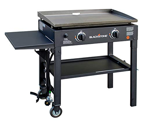 Blackstone 28 inch Outdoor Flat Top Gas Grill...