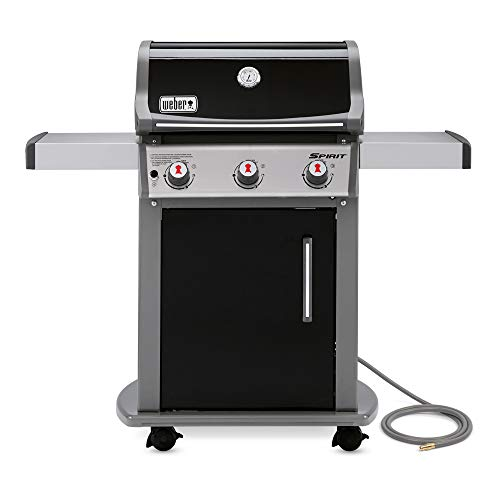 Weber 47510001 Spirit E310 Natural Gas Grill,...