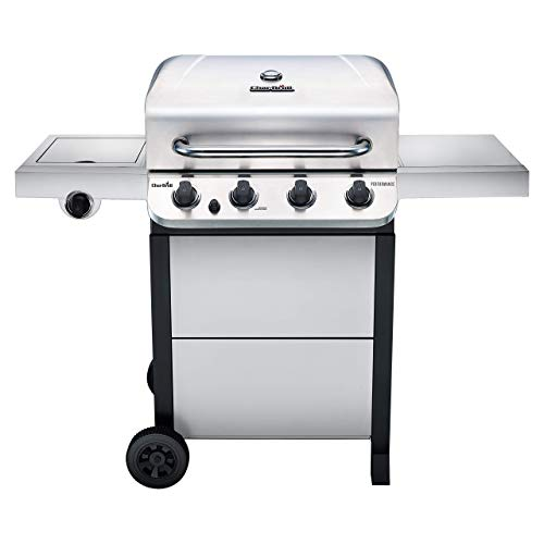 Char-Broil 463377319 Performance 4-Burner Cart...