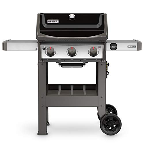 Weber 45010001 Spirit II E-310 3-Burner Liquid...