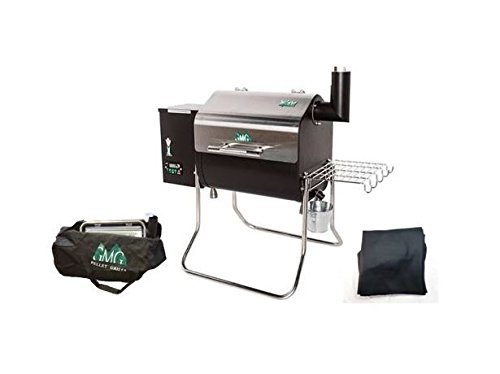 Green Mountain Grill Davy Crockett Pellet Grill...