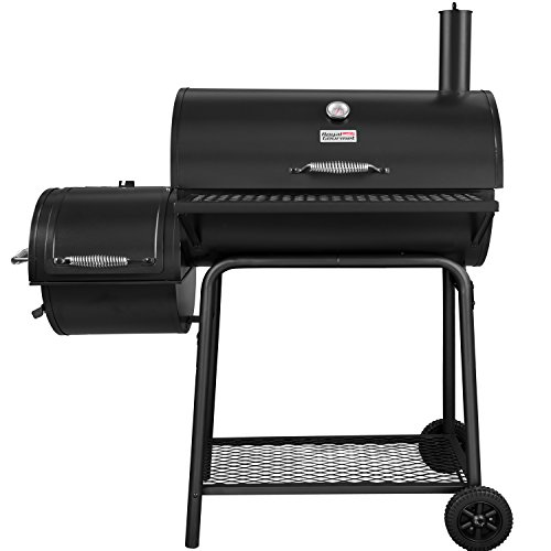 Royal Gourmet CC1830F Charcoal Grill with Offset...