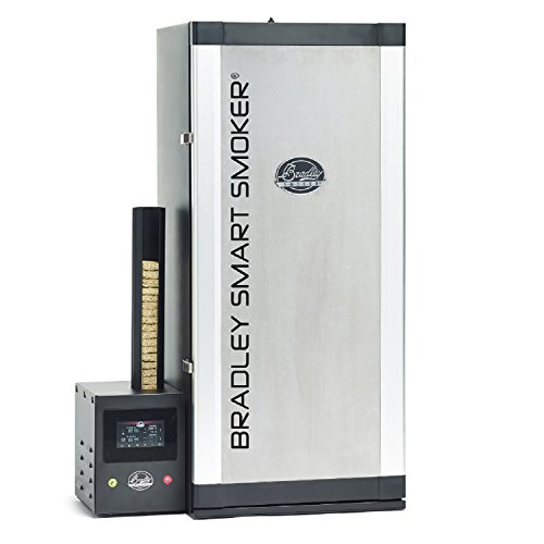 Bradley Smokers BS916 Smoker, 40.5' Height x 24'...