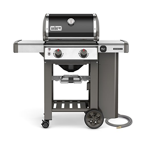 Weber 65010001 Genesis II E-210 Natural Gas Grill,...