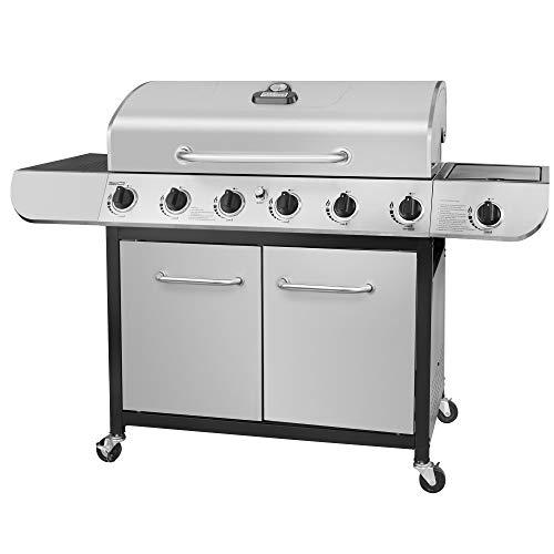 Royal Gourmet SG6002 Cabinet Propane Gas Grill...