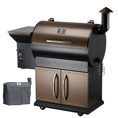 Z Grills Wood Pellet Grill  Smoker with 2019...