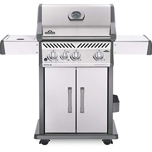 Napoleon Grills Rogue 425 Propane Gas Grill,...