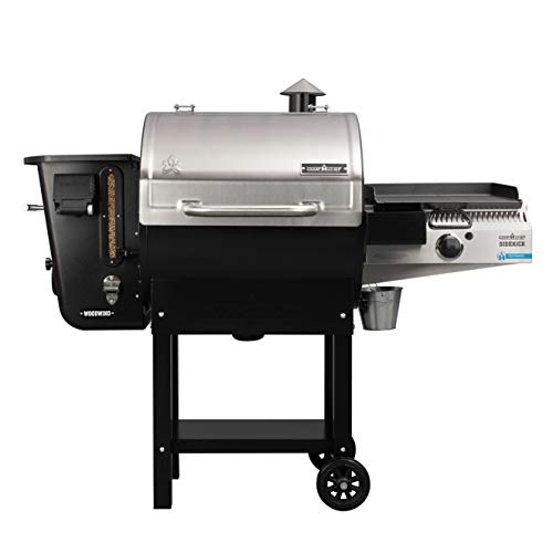 Camp Chef 24 in. WiFi Woodwind Pellet Grill &...