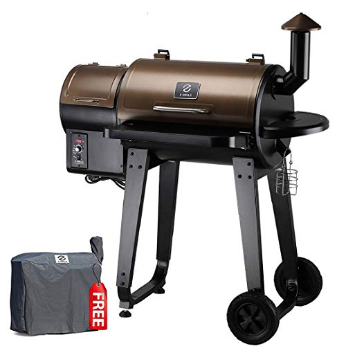 Z GRILLS ZPG-450A 2020 Upgrade Wood Pellet Grill &...