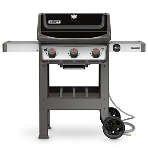 Weber 49010001 Spirit II E-310 3-Burner Natural...