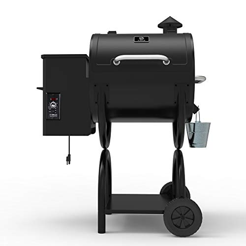 Z GRILLS Wood Pellet Grill and Smoker Perfect for...