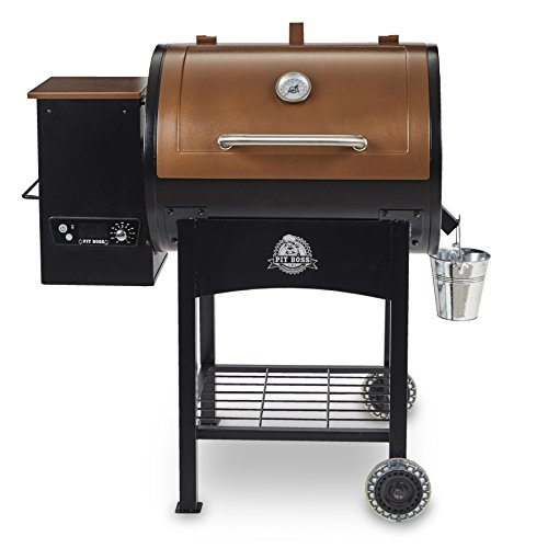 Pit Boss Classic 700 sq. in. Wood Fired Pellet...