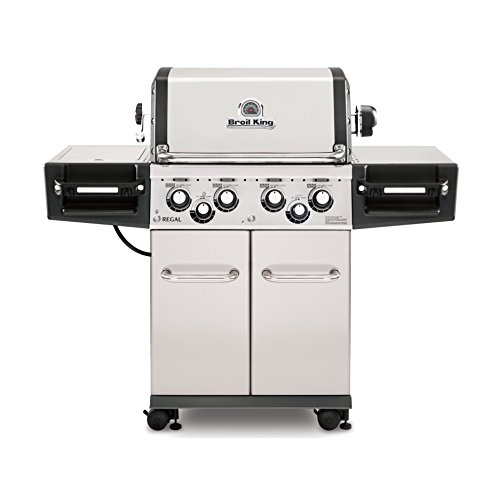 Broil King Regal S490 Pro- Stainless Steel - 4...