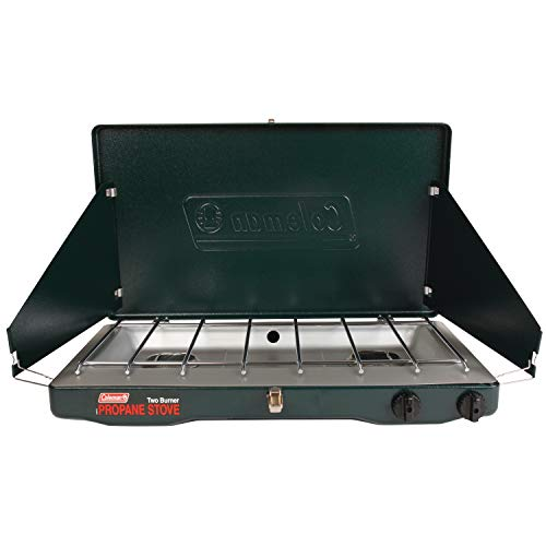 Coleman Gas Camping Stove | Classic Propane Stove,...