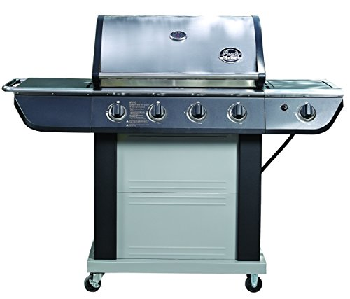Bradley Grills BG40404SS Stainless Grill with 4...
