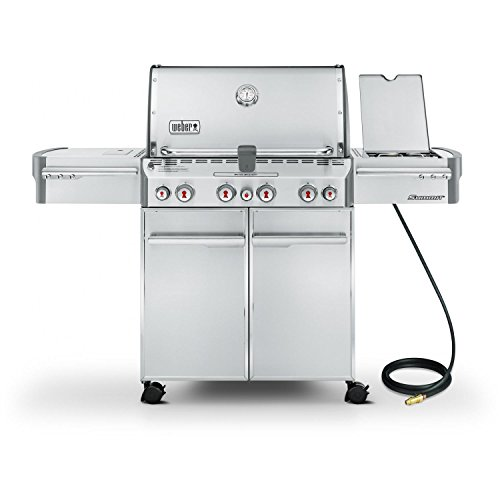 Weber Summit 7270001 S-470 Stainless-Steel...