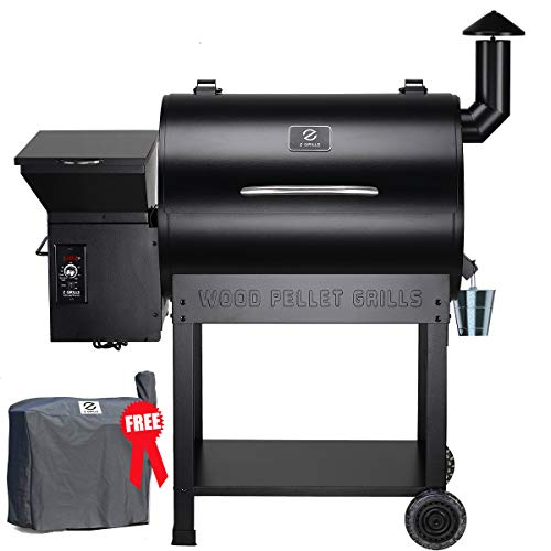 Z GRILLS Wood Pellet Grills & Smoker with Newest...