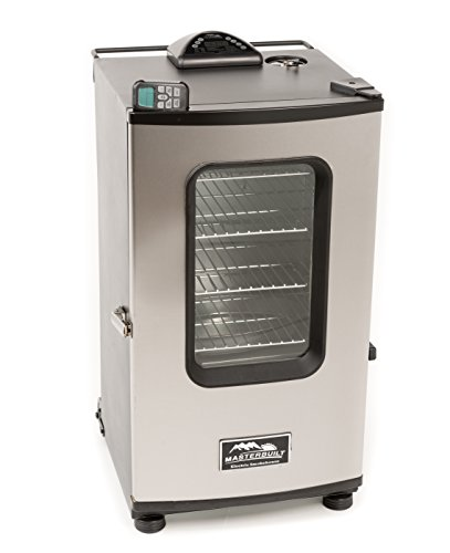 Masterbuilt 20075315 Front Controller Smoker with...