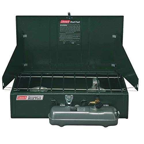 Coleman Guide Series Powerhouse Dual-Fuel Camping...
