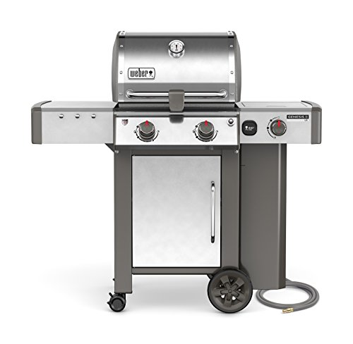 Weber 65004001 Genesis II LX S-240 Natural Gas...
