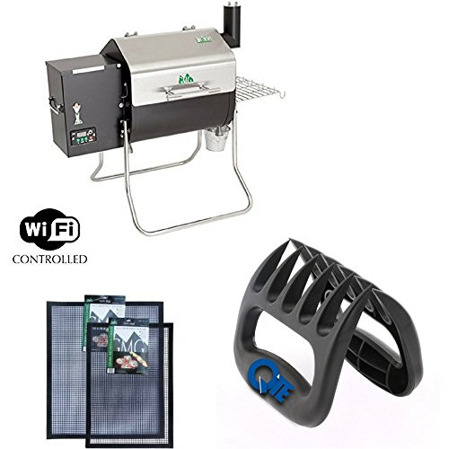 Davy Crockett GMG Pellet Grill With BBQ Claws &...