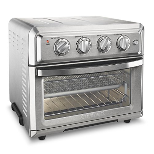 Cuisinart TOA-60 Convection Toaster Oven Airfryer,...