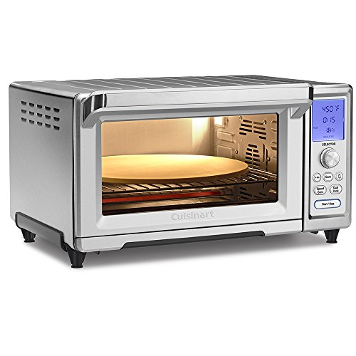 Cuisinart TOB-260N1 Chef's Convection Toaster...