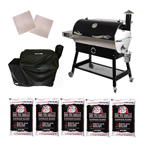 REC TEC Grills | RT-700 | Bundle | WiFi Enabled |...