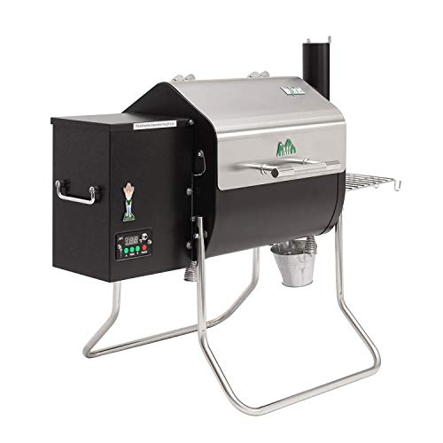 Green Mountain Grills Reviews - Green Mountain Grills Davy Crockett Pellet Grill