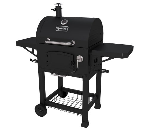 Dyna Glo Grill Reviews - Dyna-Glo DGN405DNC-D Heavy-Duty Compact Charcoal Grill