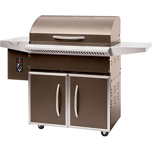 Traeger Grill Reviews - Traeger TFS60LZC Select Elite Wood Pellet Grill and Smoker
