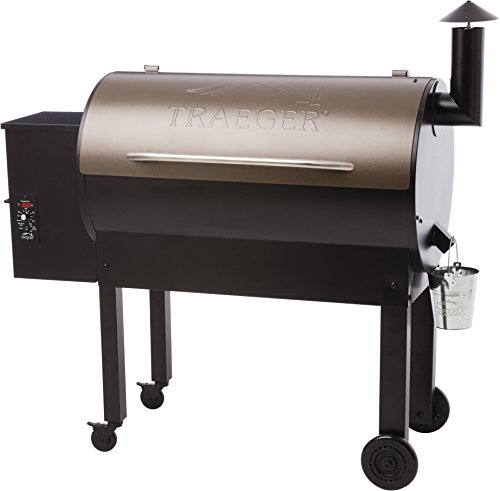 Traeger grills reviews - Traeger TEXAS Elite 34 Black and Bronze