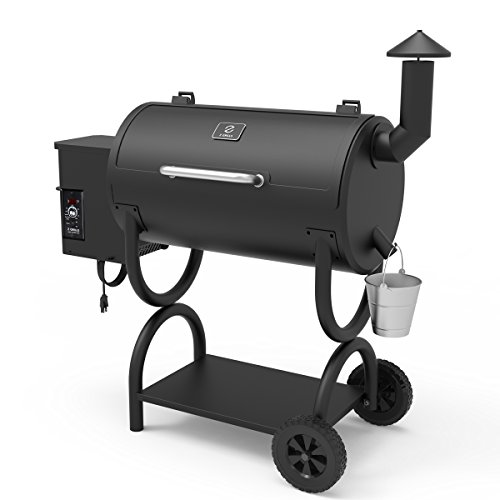 Z Grills Review - Z Grills Wood Pellet Grill 7-in-1 BBQ Smoker for Outdoor Cooking