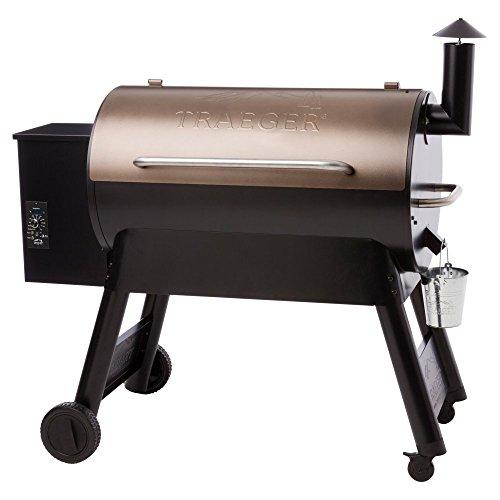 Traeger grills reviews - Traeger Pellet Grill 10251 Pro 34 BRZ Pellet Grill