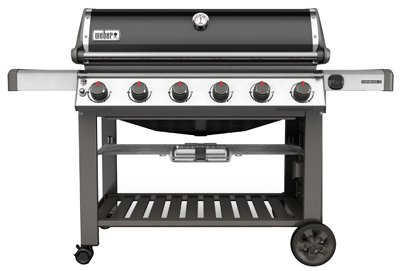 Best Natural Gas Grills - Weber Genesis II E-610 Natural Gas Grill