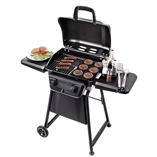 Best Char-Broil Grill Reviews - Char-Broil Classic 280 2-Burner Liquid Propane Gas Grill