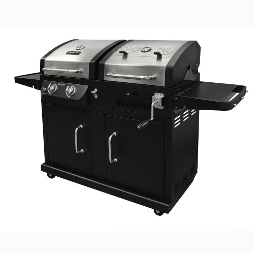 Dyna Glo Grill Reviews - Dyna-Glo DGB730SNB-D Dual Fuel Grill