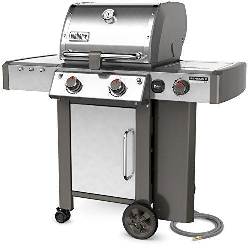 Best Natural Gas Grills - Weber Genesis II LX S-240 (Stephen Products 65004001) Natural Gas Grill