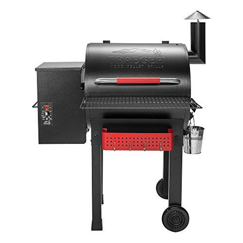 Traeger Grill Reviews - Traeger Grills TFB38TCA Renegade Elite Wood Pellet Grill and Smoker