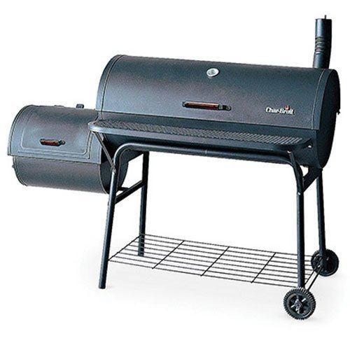 Best Char-Broil Grill Reviews - Char-Broil American Gourmet Offset Smoker, Deluxe