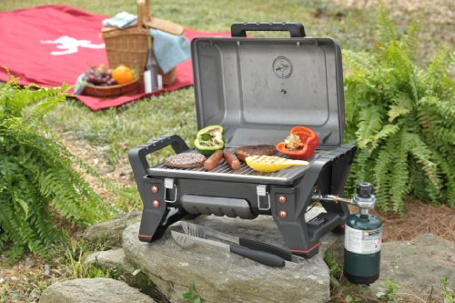 Best Char-Broil Grill Reviews - Char-Broil Grill2Go X200 Portable Tru-Infrared Liquid Propane Gas Grill